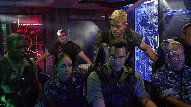 L'equipaggio del Prometheus