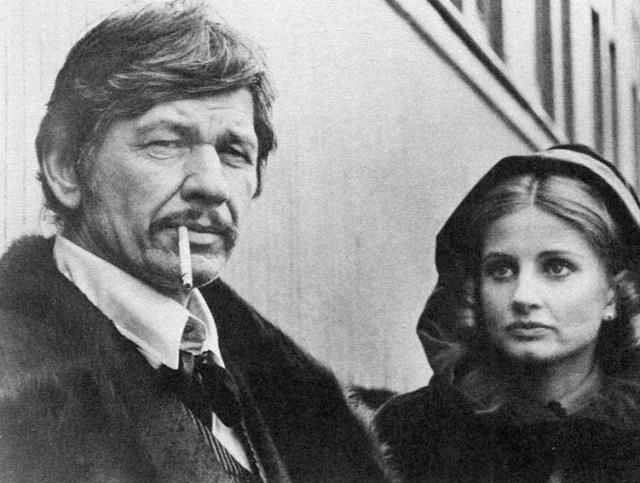 """""""Io non credo a nessuno"""" (Breakheart Pass, 1975) con Jill Ireland"""