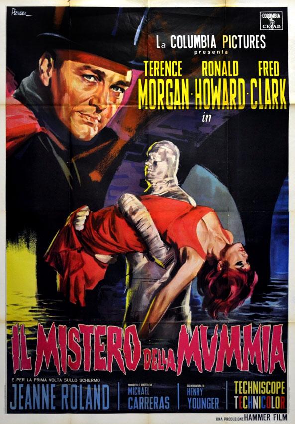 The Curse of the Mummy's Tomb (1964) Il mistero della mummia
