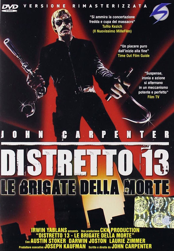 Cinema d'assedio 11. Distretto 13