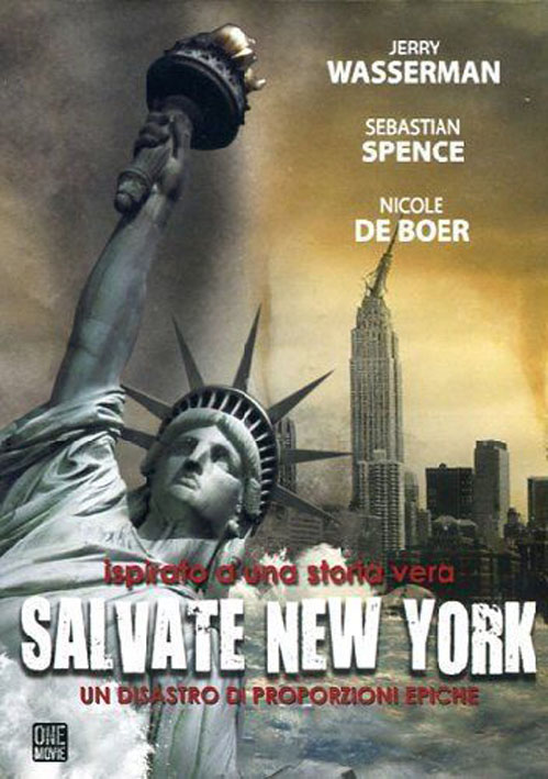 NYC: Tornado Terror (2008) Salvate New York