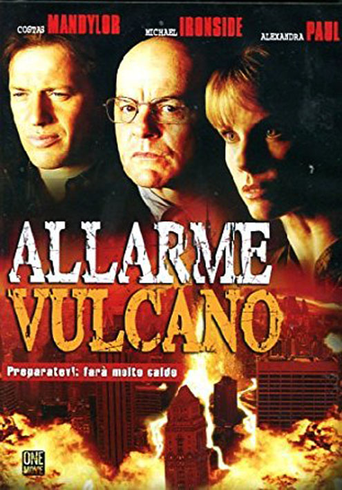 Disaster Zone (2006) Vulcano a New York