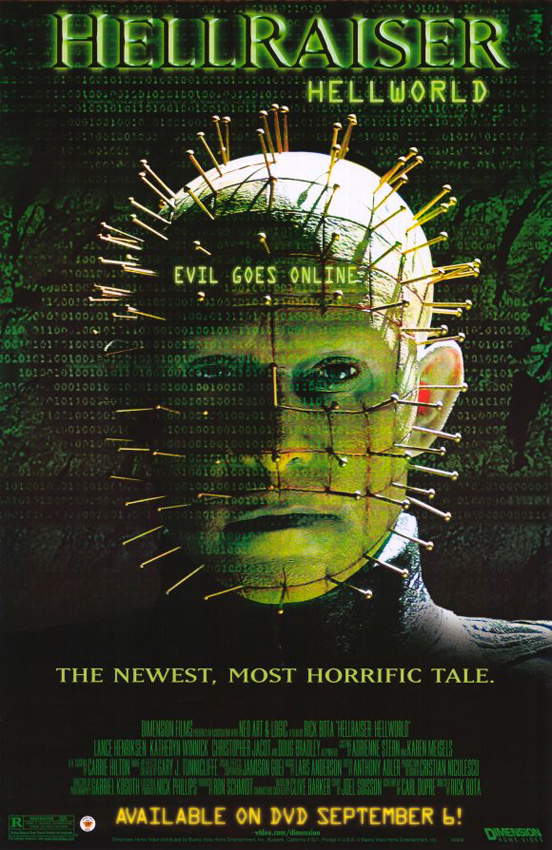 Hellraiser 8 (2005) Hellworld