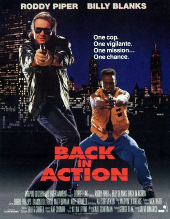 Back in Action (1993) Una spietata coppia di vendicatori