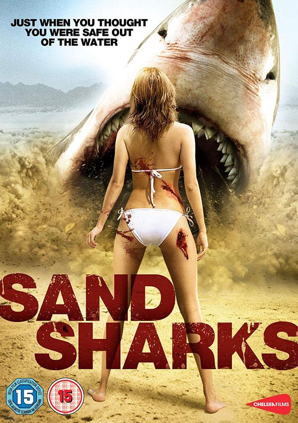 Sand Sharks (2012) Ho scritto squalo sulla sabbia