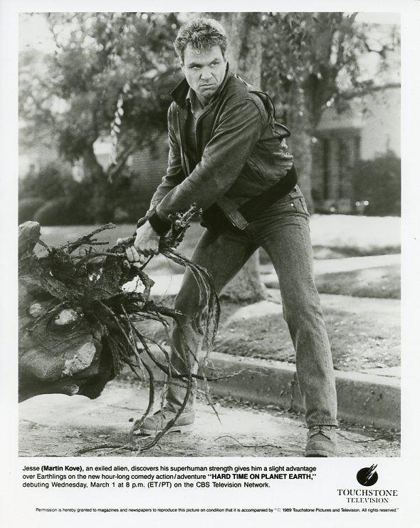Martin Kove: gladiatore sulla Terra (1989)