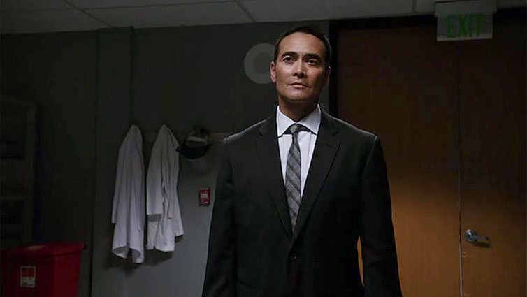 [Eroi Z in TV] Mark Dacascos