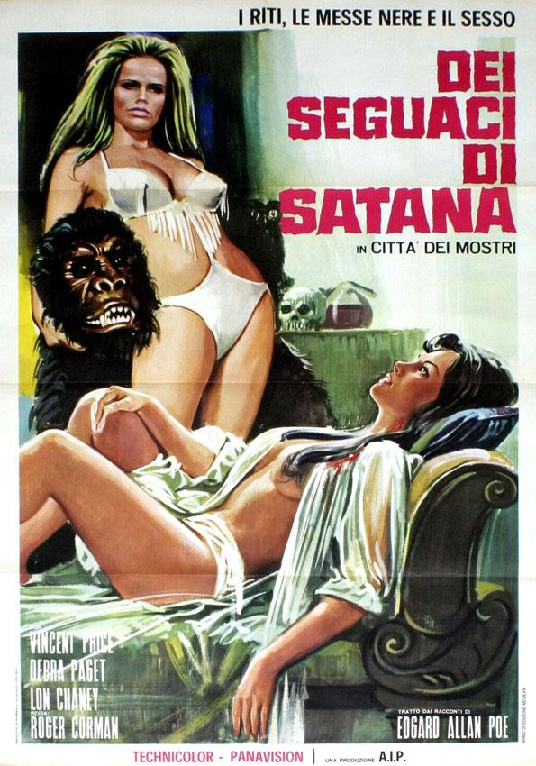 La città dei mostri (1963) Il primo Lovecraft al cinema