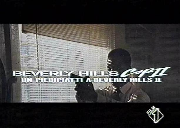 [Italian Credits] Beverly Hills Cop 2 (1987)